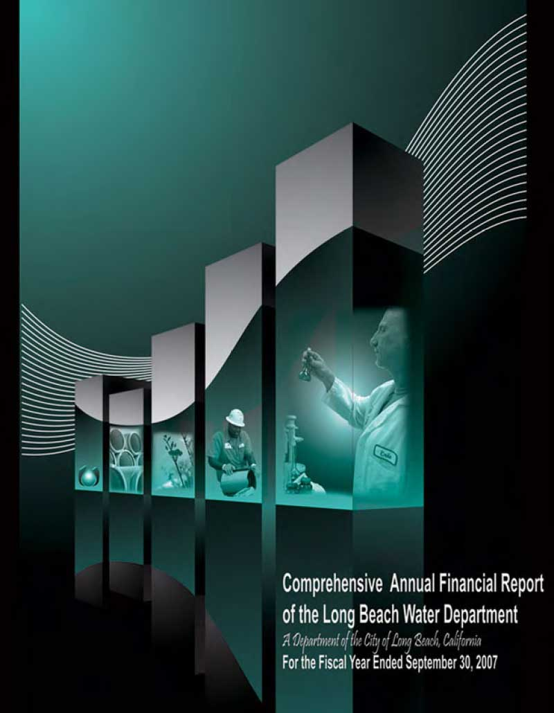 FY 2007 - LBWD Comprehensive Annual Financial Report