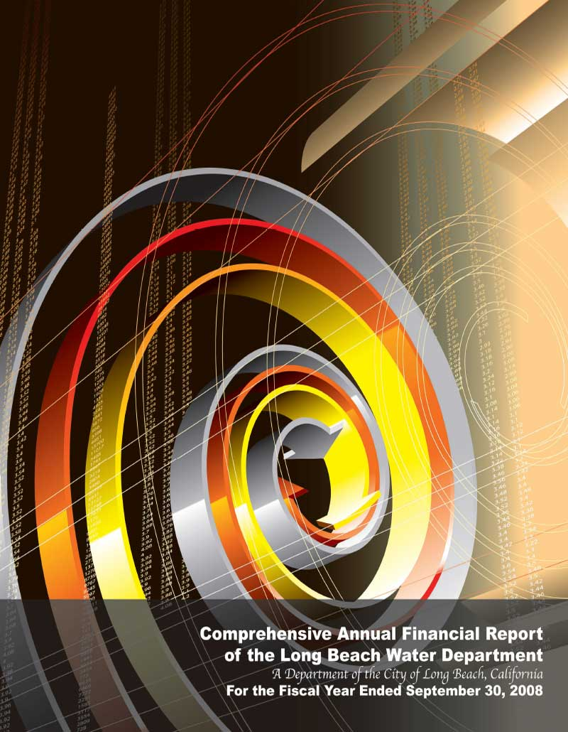 FY 2008 - LBWD Comprehensive Annual Financial Report