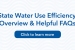 New State Water Use Efficiency Laws