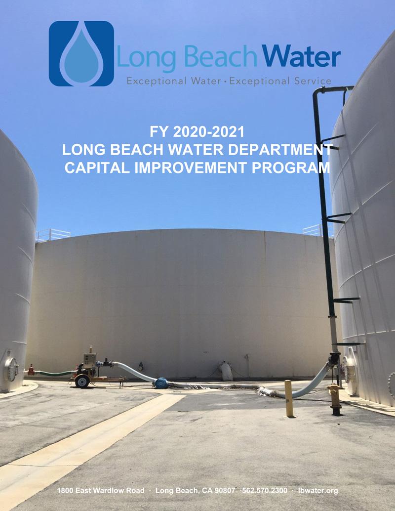 Long Beach Water Department CIP Final 2021